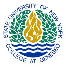SUNY Geneseo    Dr. Sid Bosch  Limnology, Biology, Leake Testing