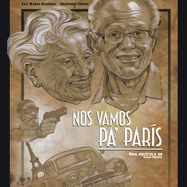We're going to Paris by David Norris   An old married couple tries to rob a bank for the purpose of saving their house which has a foreclosure on it, but the couple receives a tremendous surprise when they enter the bank.