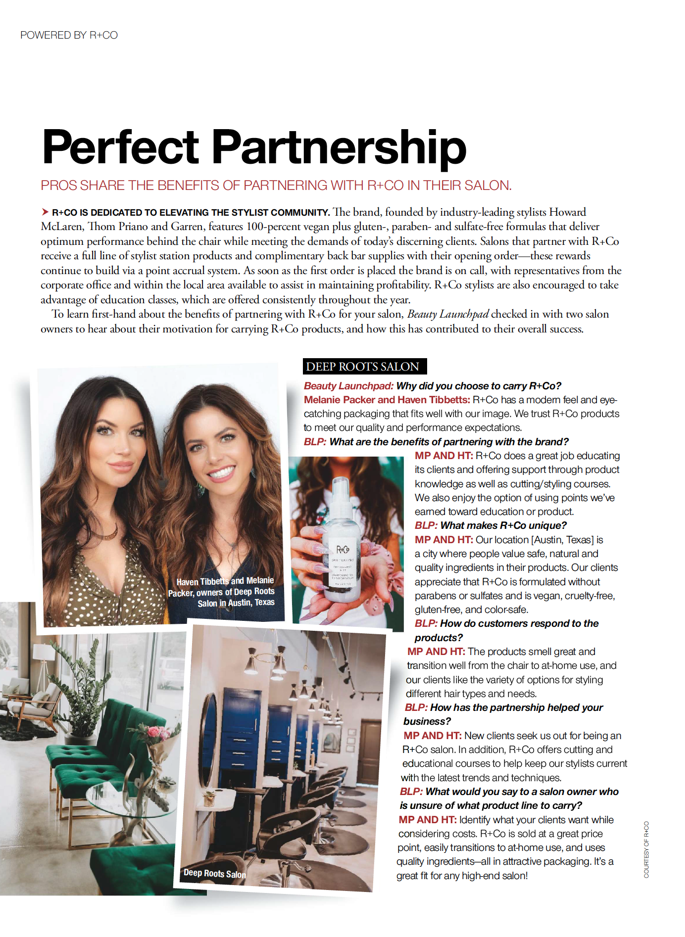 Feature in Launchpad - August 2019