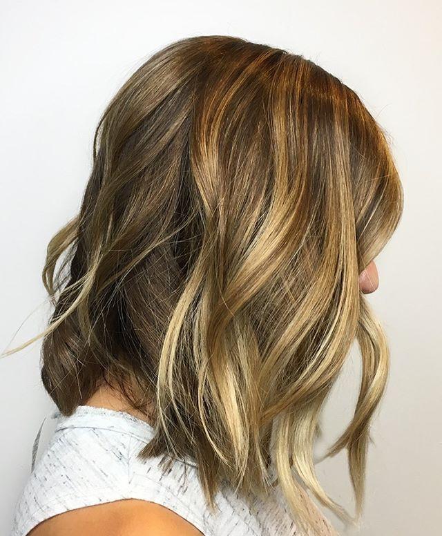 Golden ribbons 🎀 want to see more? Follow @deeprootsatx to see more gorgeous hair! #deeprootsatx #simplymandy #balayage