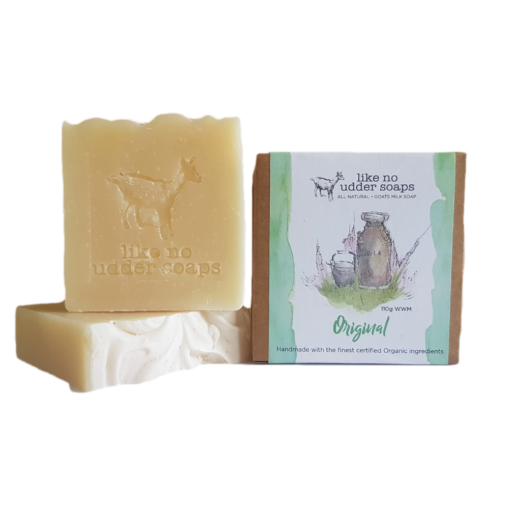 Original goats milk soap $8.95