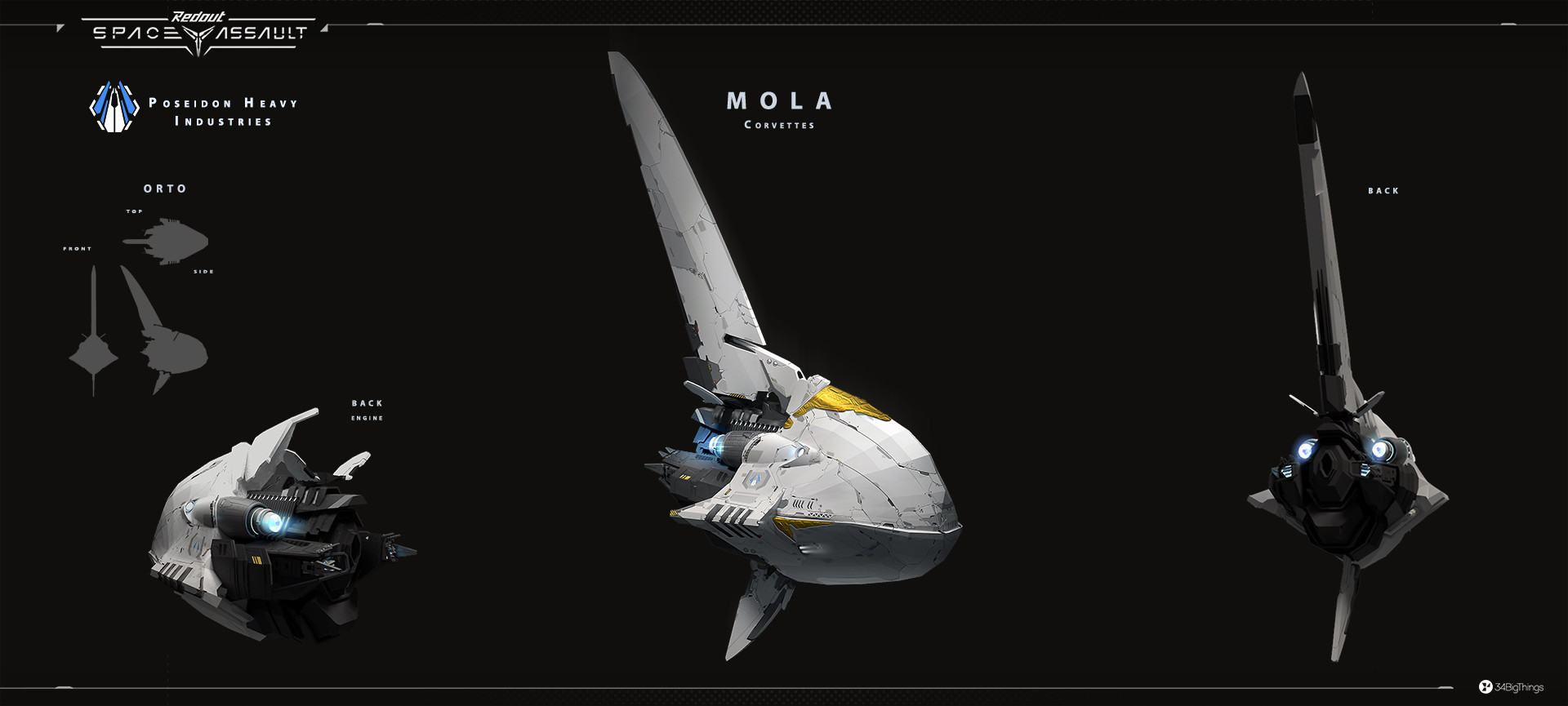 redout space assault mola