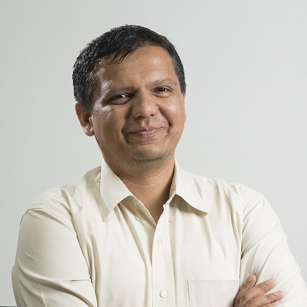 Prashanth Vasudevan, Director, Measurements and Product Development