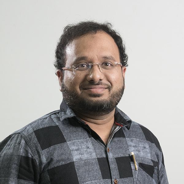 Mohd Abdul Aslam, Project Lead