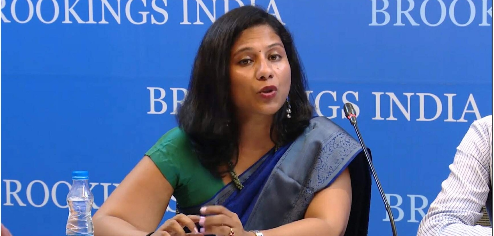 Recent Events - The first year results of the Development Impact Bond were released in July at the Brookings India Event. Watch the Panel discussion on the DIB where our CEO Sowmya Velayudham talks about the assessment process.