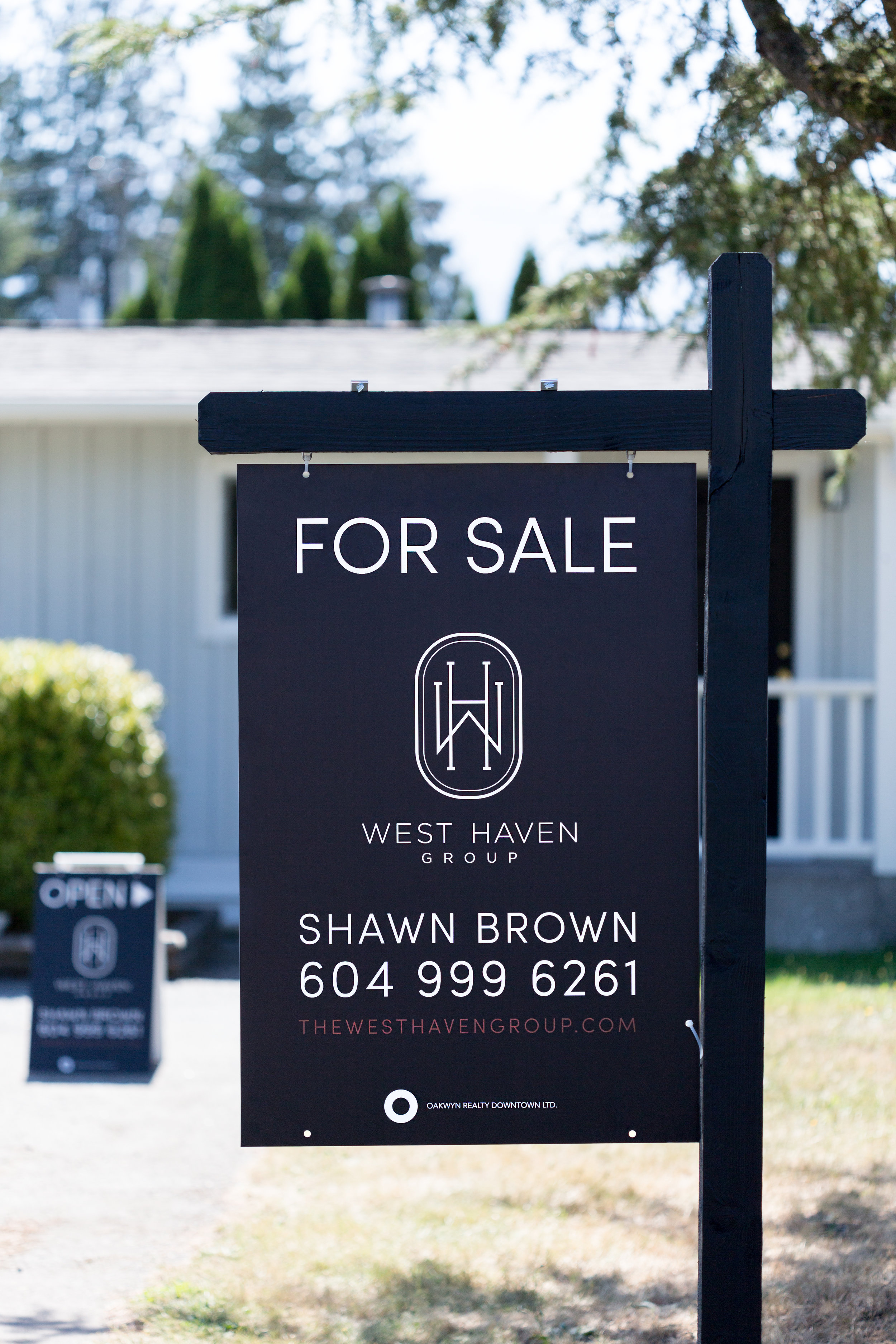 FOR SALE SIGN -