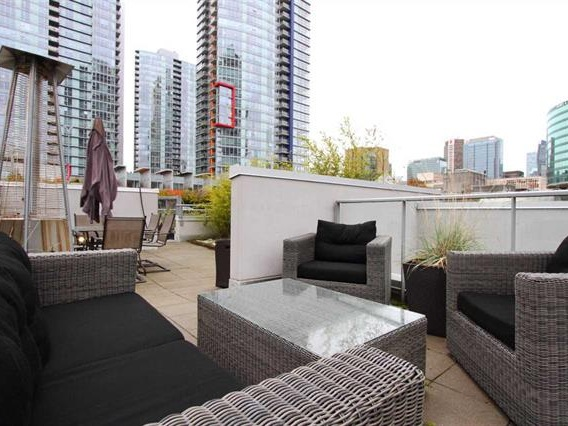 SOLD - TH232 188 KEEFER PLACECROSSTOWN, VANCOUVER