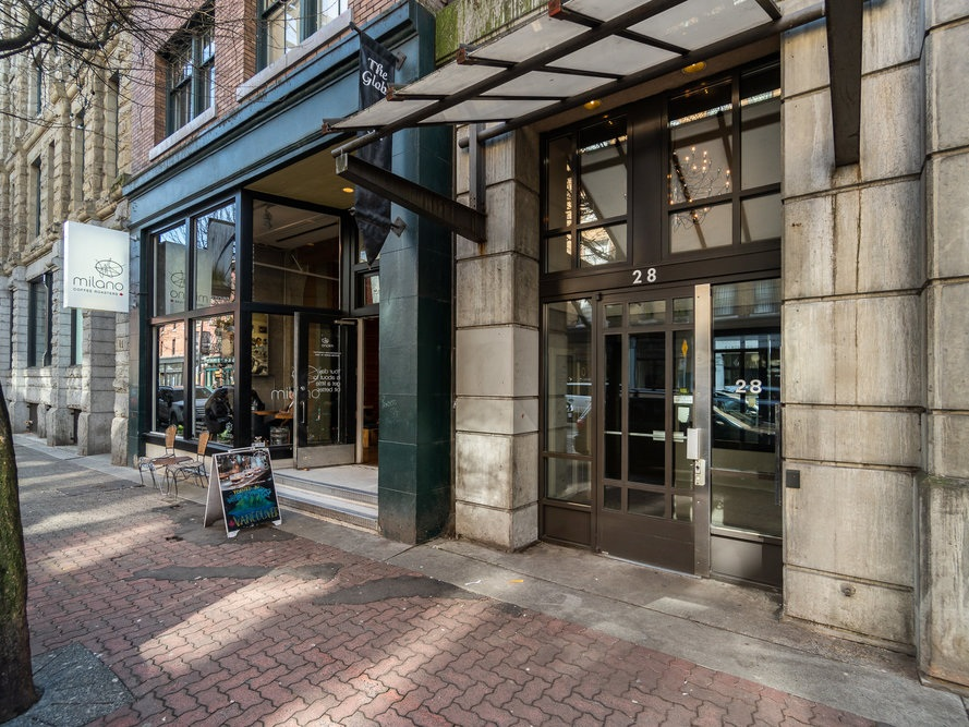 $649,000 - 403 28 POWELL STREETGASTOWN, VANCOUVER