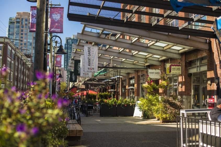 West Haven Group's Neighbourhood Profile: Yaletown