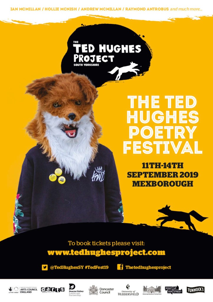 Performing with Hollie McNish on the 12th September. More details at the folling link:     http://tedhughesproject.com/event/hollie-mcnish-and-steve-nash/