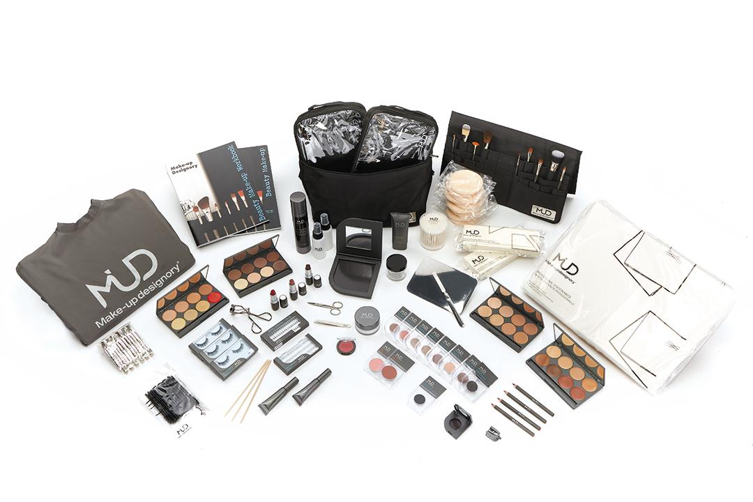 Kit 1 Professional Make-Up Artistry Program