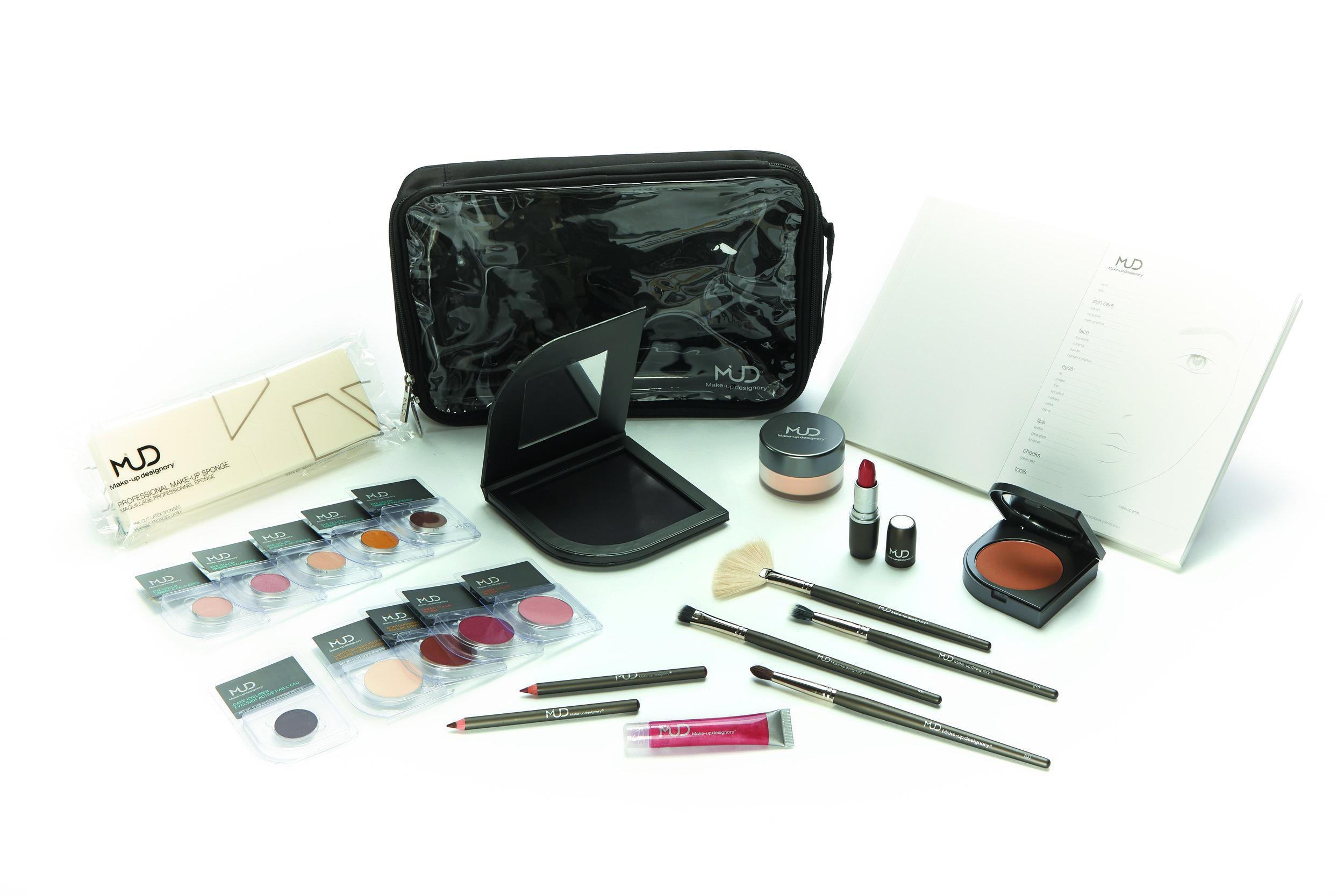 Kit 2 Professional Make-Up Artistry Program