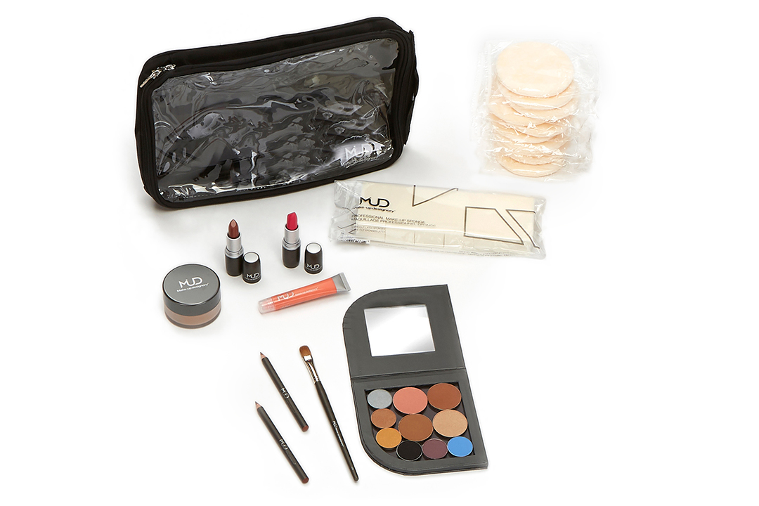 Kit 2 Advanced Make-Up Artistry Program