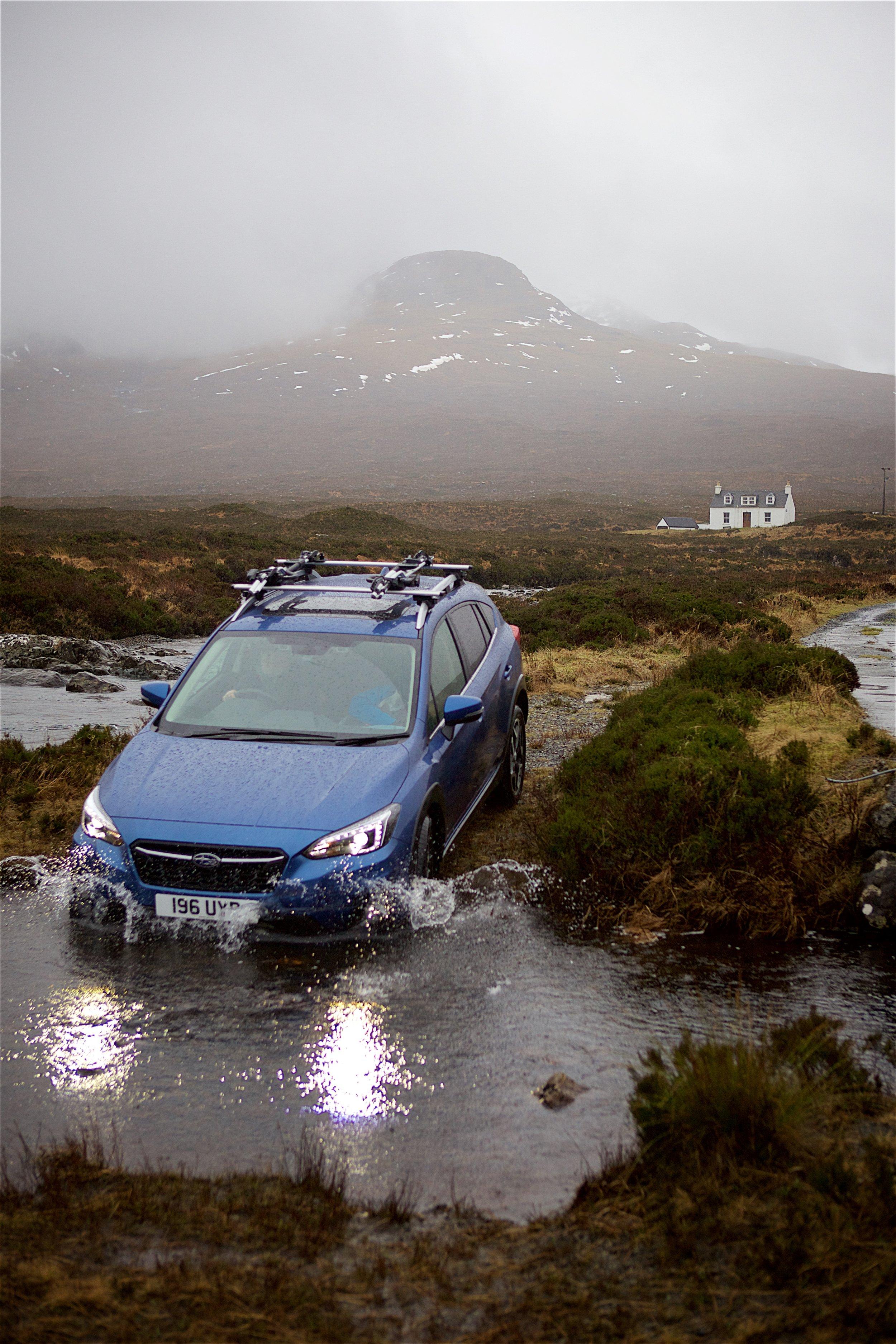 Subaru X National Geographic