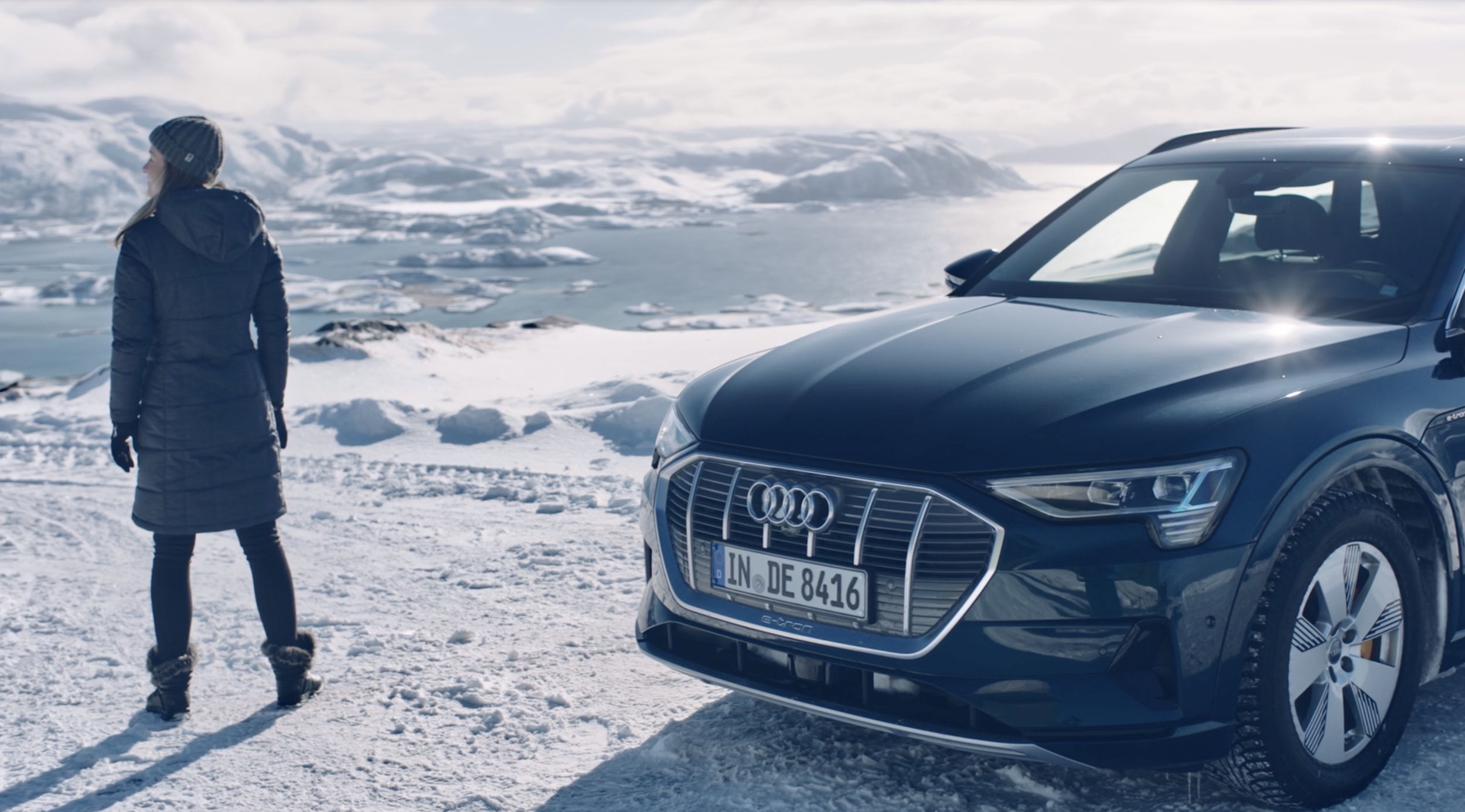 Audi X National Geographic