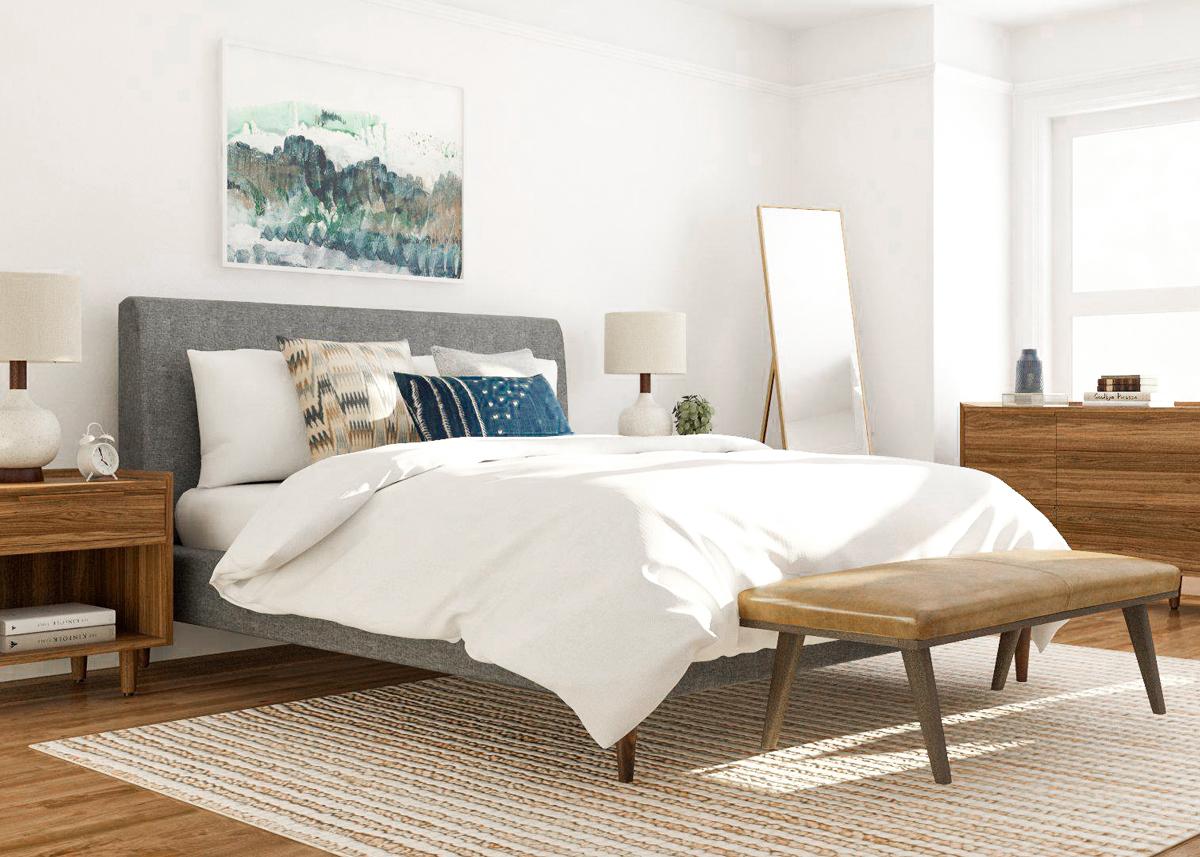 7 Mid Century Modern Bed Room Ideas Akemi