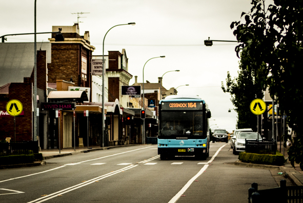 Cessnock CBD - Photography