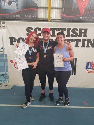 Under 63kg 3rd Place - Classics 2018