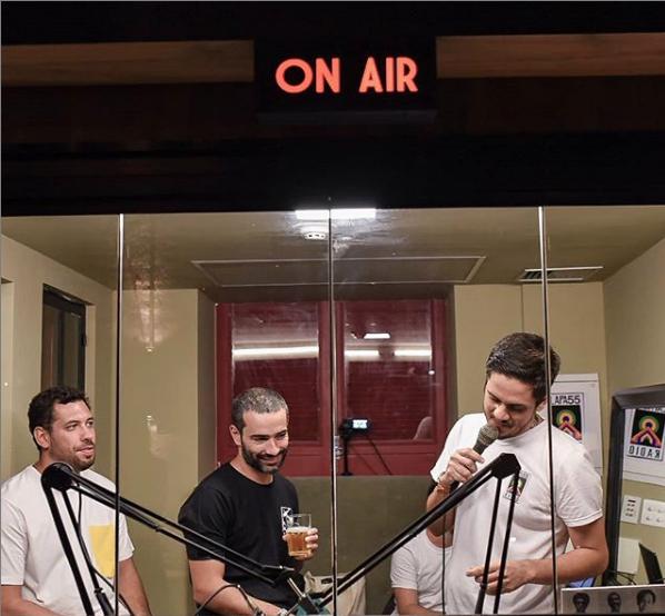 Na Manteiga - Caio T & Thiago Arantes @Lapa55 Radio 15/03/19