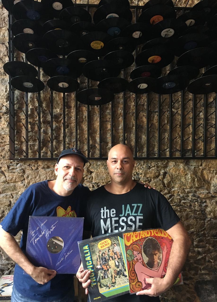 Tropicalia Discos e Algo Mais #1 - Mamão @Lapa55 Radio 23/03/19