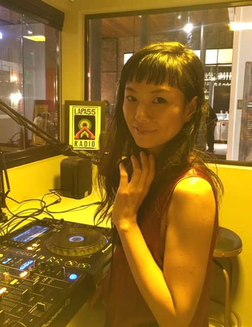 Saeko Killy @Lapa55 Radio 17/04/19
