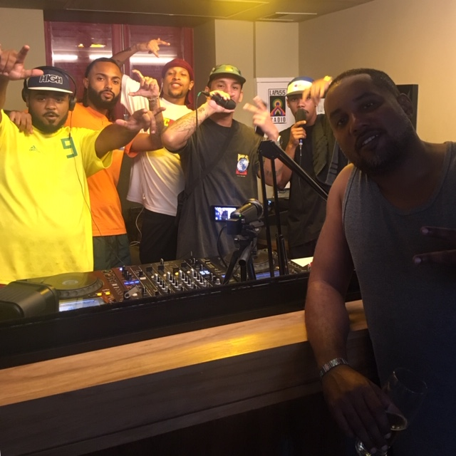 Flow Show #3 Aori Sauthon / DJ Kib7 & CHS @Lapa55 Radio