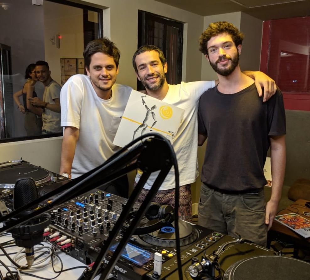 Na Manteiga convida Gabriel Schettini - Especial Lapa Rio Opening Weekend @Lapa55 Radio 03/05/19