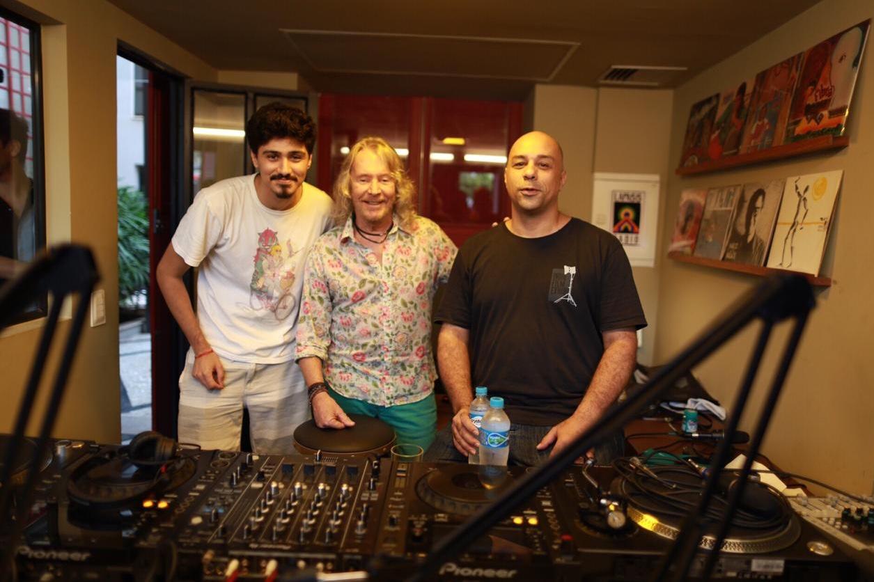Tropicália Discos e Algo Mais #2 - Marcos Valle @Lapa55 Radio 04/05/19