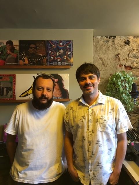 Baiacu Soundz #2 - Tito Figueiredo e Leo Shogun @Lapa55 Radio 07/05/19