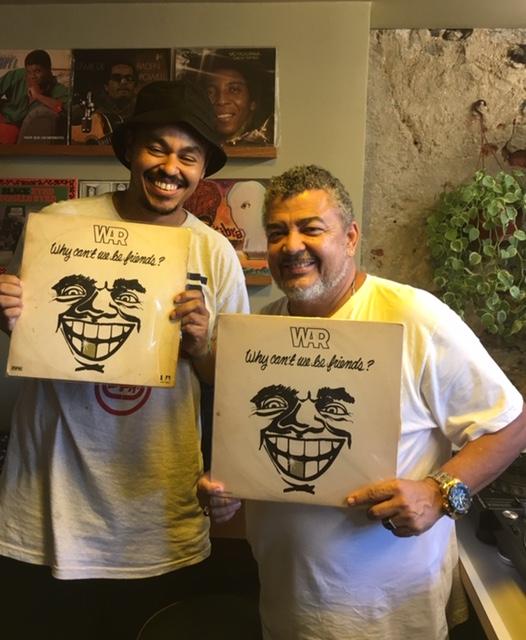 Música Suburbana #1 - Marcio Grafitti + DJ Jailson @Lapa55 Radio 11/05/19