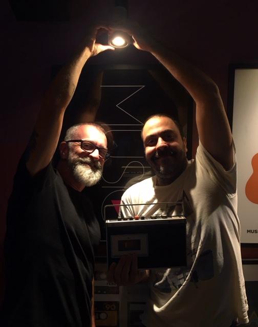 Excesso de Bagagem #3 - Mauricio Lopes + Pachu @Lapa55 Radio 16/05/19