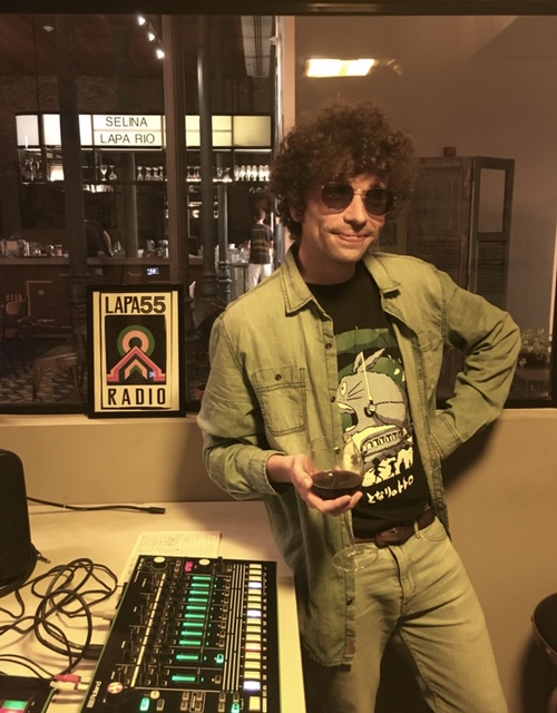Jacques Default @Lapa55 Radio 11/06/19