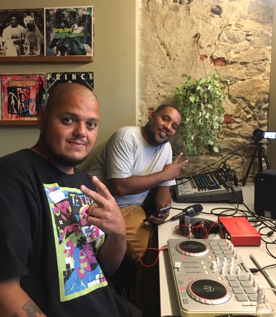 Flow Show #6 - Aori Sauthon / DJ Kib7 + Gori Beatz @Lapa55 Radio 22/06/19