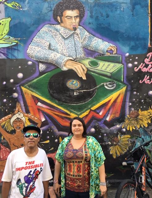 Manjericão #6 - Tata Ogan + DJ Mohamed Malok @Lapa55 Radio 26/06/19