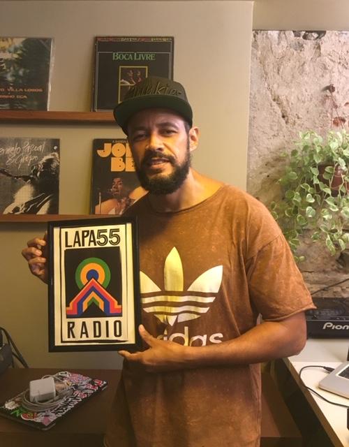DJ Nino Leal @Lapa55 Radio 04/07/19