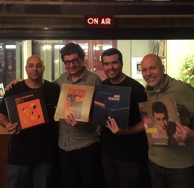 Tropicalia Discos e Algo Mais #6 Especial João Gilberto @Lapa55 Radio 20/07/19