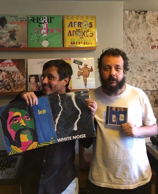 Baiacu Soundz #4 - Tito Figueiredo + Leo Shogun @Lapa55 Radio 30/07/19