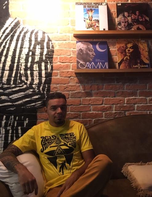DJ Wash Coelho @Lapa55 Radio 01/08/19