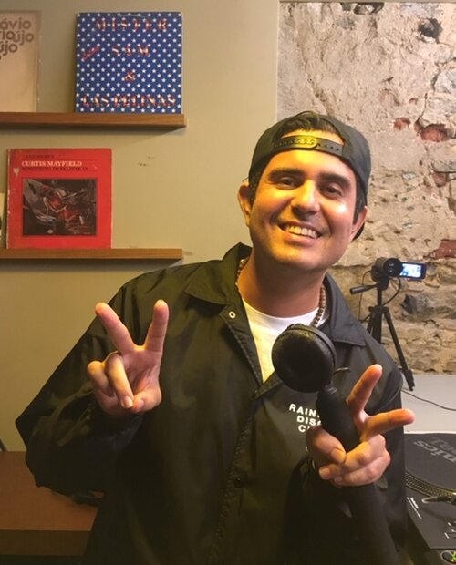 Jimmy San @Lapa55 Radio 21/08/19