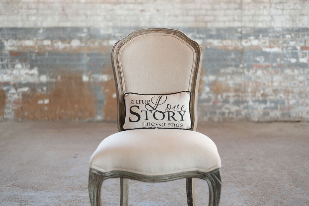 Ivory Love Story - Rectangle