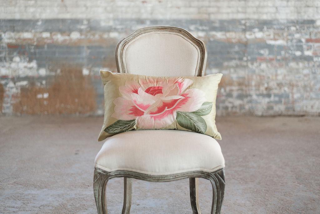 Rose Silk - Rectangle