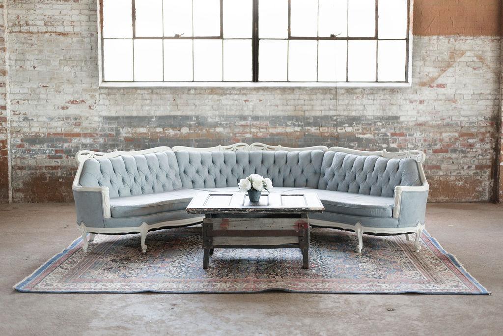 Marina Lounge Group - Blue Grey