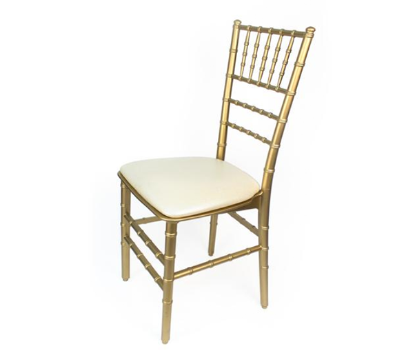 Chair Chiavari - Champagne Gold