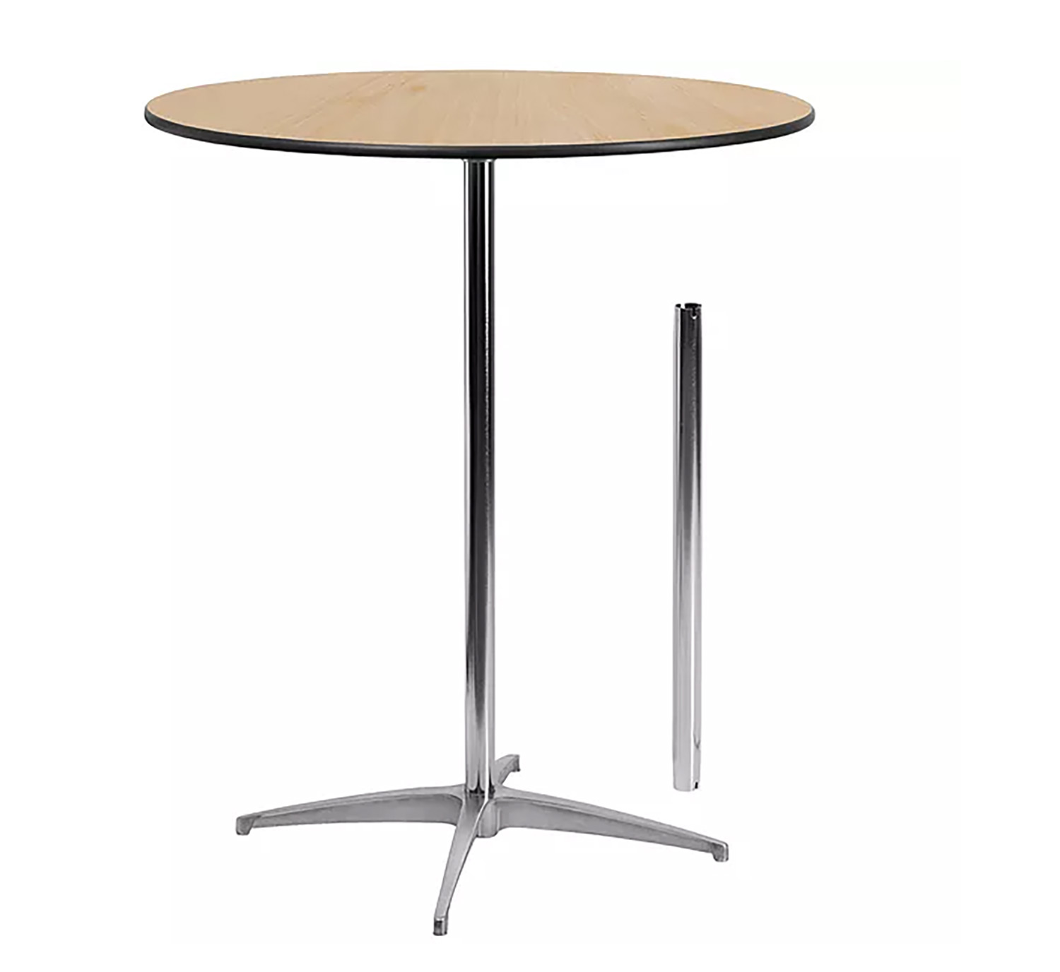 36 inch High Boy Table