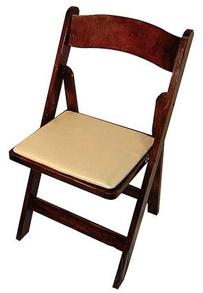 Folding Chair - Fruitwood