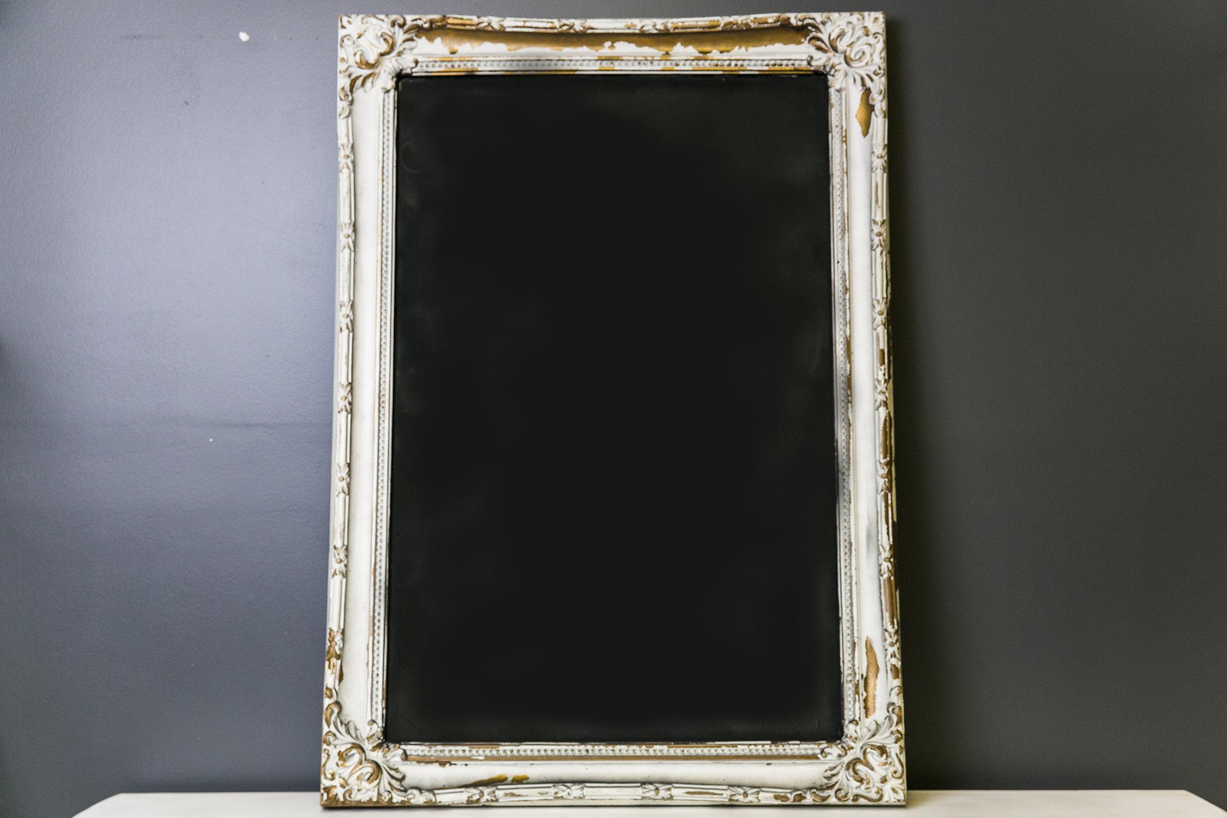 Clementine Chalkboard . 41 x 28