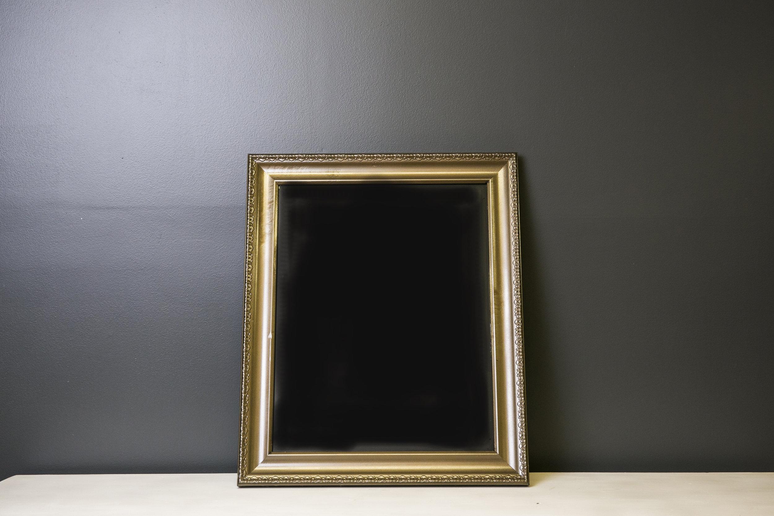Martha Chalkboard