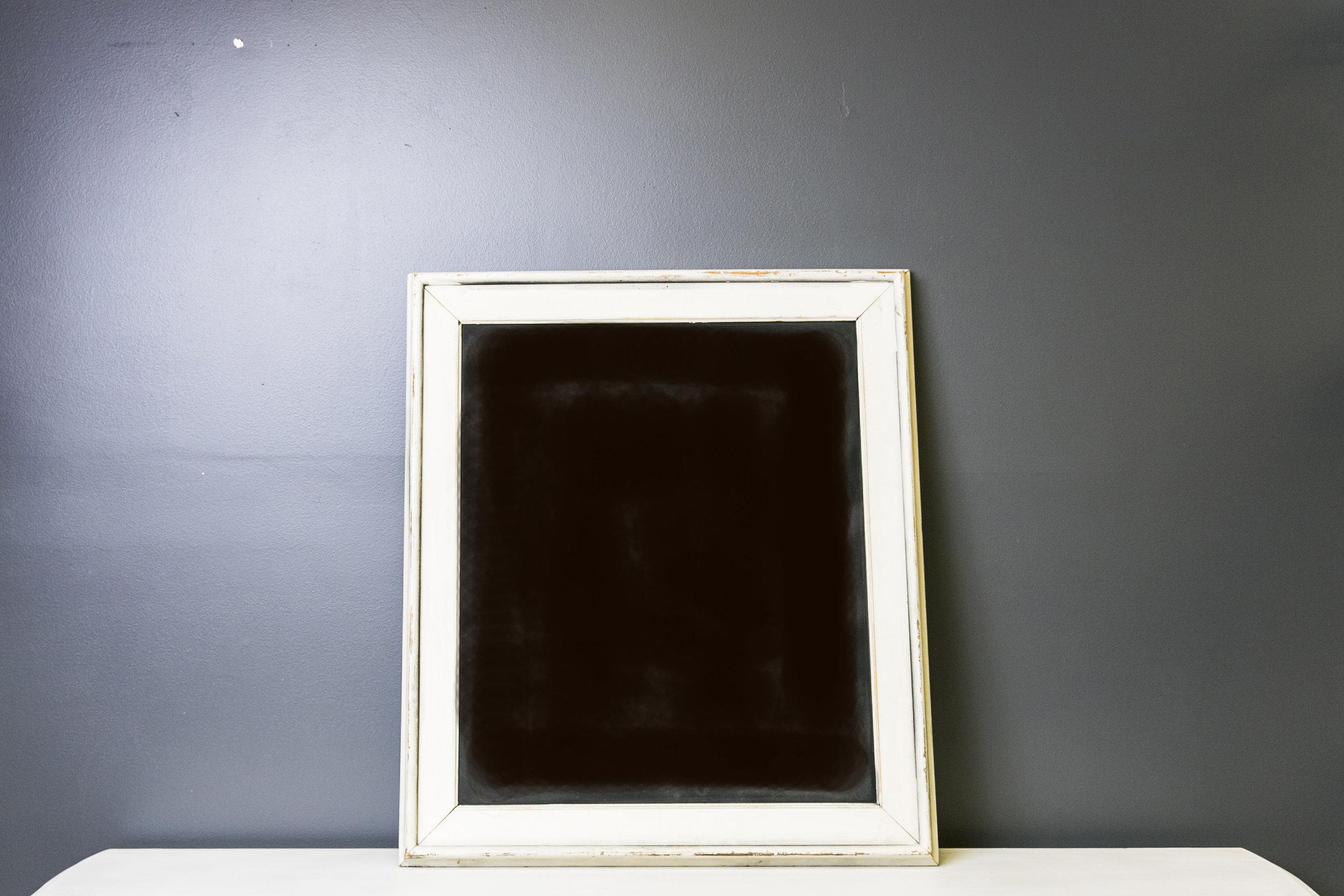 Kate chalkboard 30 x 25