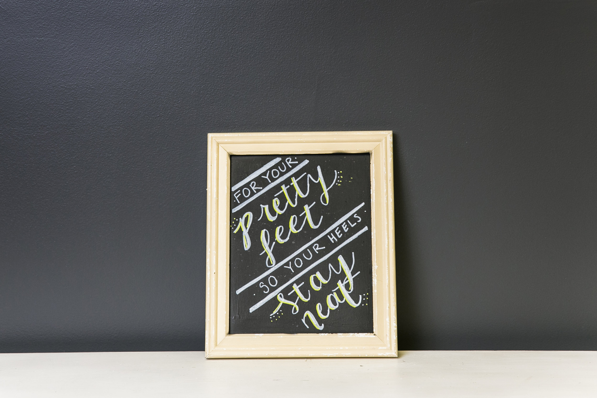 Fred Small Chalkboard 12 x 10