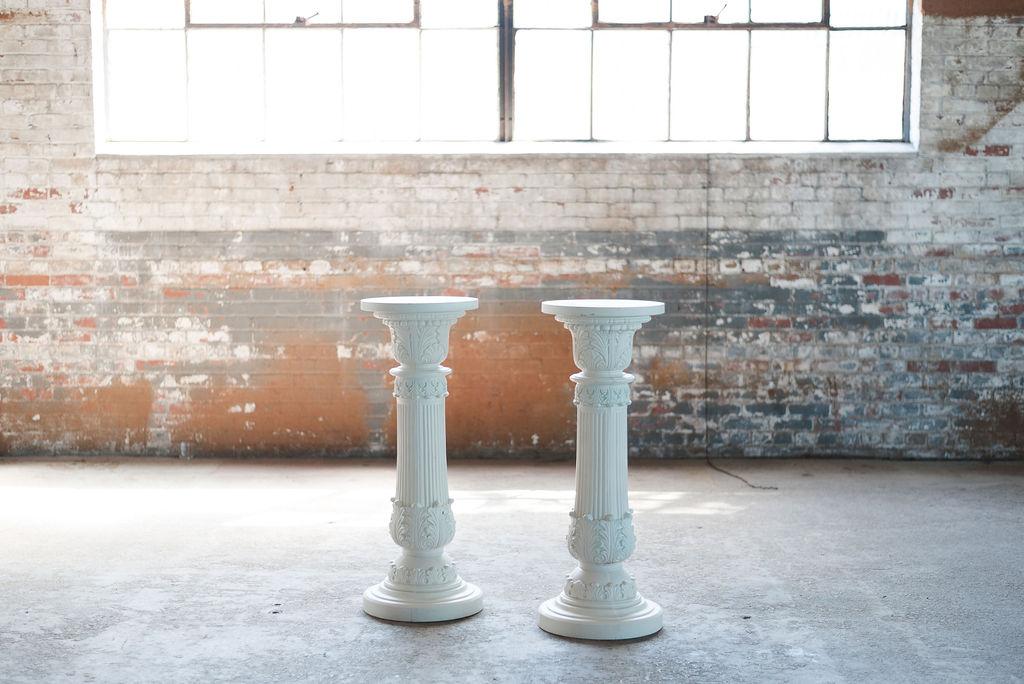 Columns Grecian (White)